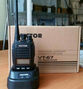 Рация VECTOR VT-67