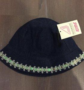 Новая детская шляпка