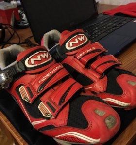 Контактные ботинки Northwave