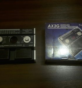 Гитарный процессор Korg AX3G