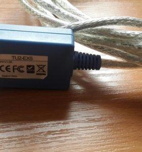 USB удлинитель с усилителем сигнала