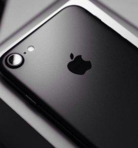 iPhone 7 32gb Black Matte Original