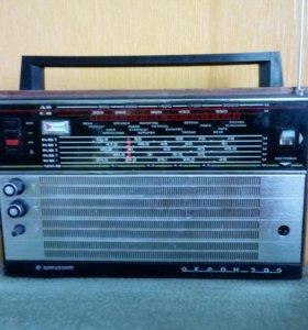 Радиоприемник Океан 209 СССР