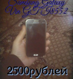 Samsung Galaxy vin GT I8552