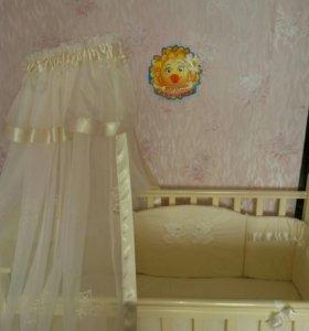 Комплект в кроватку детский