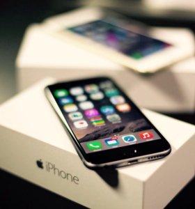 Год гарантии. iPhone, 6, 16GB