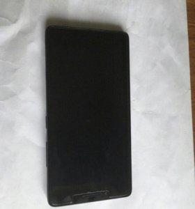 Lenovo a6010 dual sim bĺack LTE