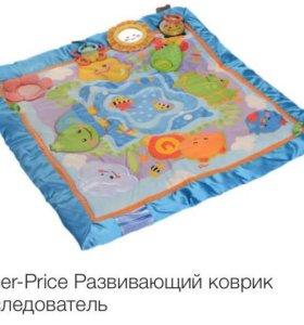Развивающий коврик Fisher-Price