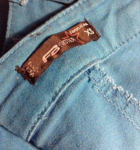Голубенькие джинсы