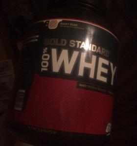 Протеин сывороточный WHEY GOLD STANDART