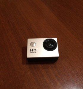 Экшен камера 1080р