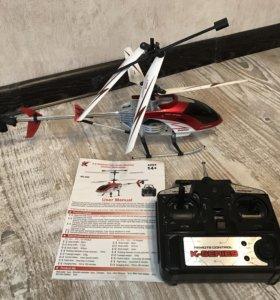 Вертолет 3.5 channel rc helicopter