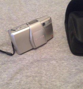 Плёночный фотоаппарат Olympus