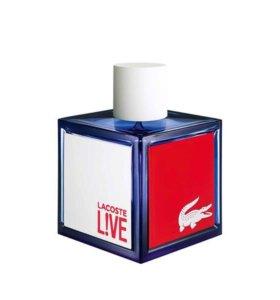 """Lacoste """"Live Pour Homme White"""" 100 ml"""