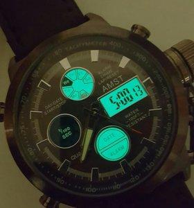 Часы AMST для уверенных мужчин.