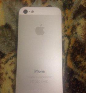 На запчасти iPhone 5