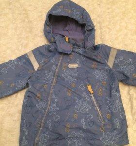 Куртка -на тёплую весну или лето