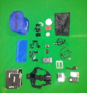 GoPro hero 3+ Black Edition набор