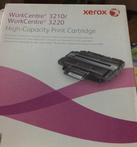 Картридж Xerox 3210/3220 106R01487 black