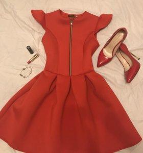 Платье туфли