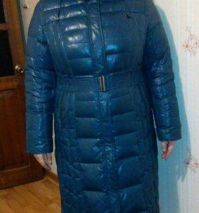 Пальто зимнее 54 р.