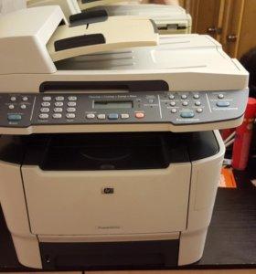Лазерный принтер 4 в 1 HP LaserJet M2727nf