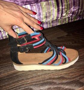 Новые Летние сандали