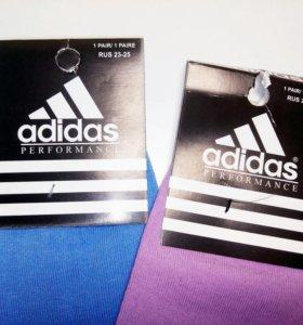 Женские спортивные носки Adidas.