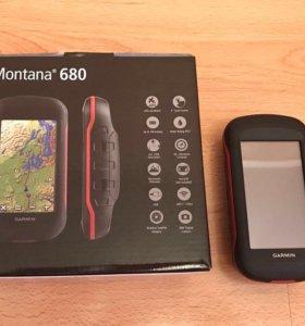 Глонасс GPS навигатор Garmin Montana 680