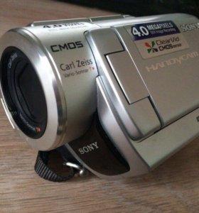 Видеокамера цифровая DVD Sony DCR-DVD408
