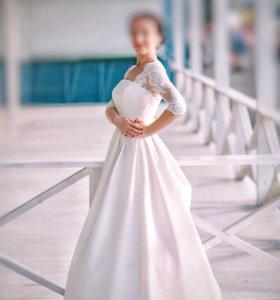 Свадебное платье Остин от Tatiana Kaplun