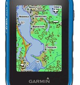 Глонасс GPS навигатор Garmin eTrex Touch 25