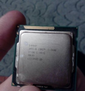 Процессор Intel Core I5 2400