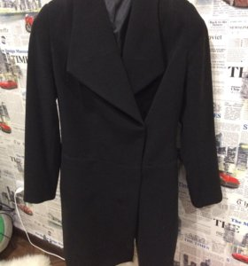 Пальто мега крутое на 2 скрытых пуговицах