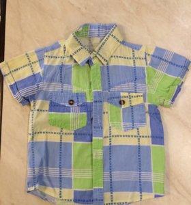 Рубашка на лето (92-98 см)