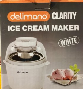 Домашняя мороженица 🍧🍨