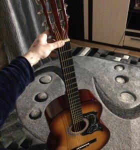 Акустическая гитара Phil pro.