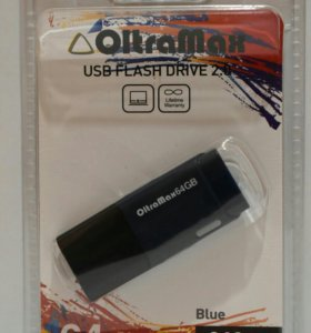 Флешка USB 64Гб фирма OltraMax модель 240