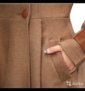 Пальто 56-58 размера