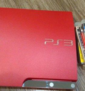PlayStation 3 320GB, PS3 + 5 игр