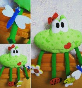 Игрушка для малышей Лягушка