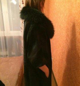 Меховое пальто BALIZZA