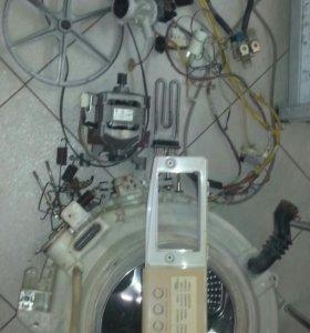 Зап. части на стиральную машину Samsung r843