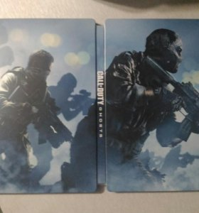 Cod ghosts Xbox 360 steelbook
