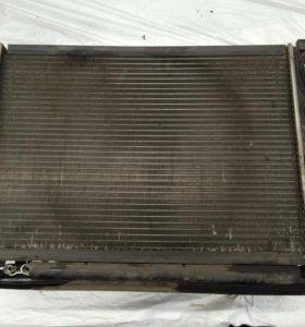 A2115002302 радиатор охл двс мерседес