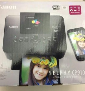 Canon Selphy CP910 NEW