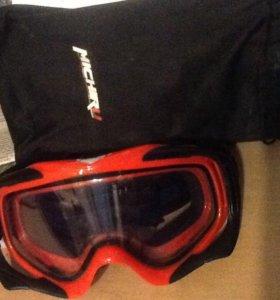 Мотокроссовые очки Michiru с двойным визором