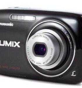 Фотоаппарат lumix panasonic dmc-s3