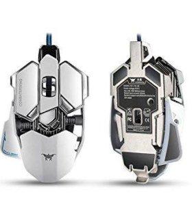 Новая игровая мышь COMBATERWING с подсветкой