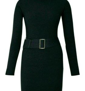 Платье вязаное бонпри